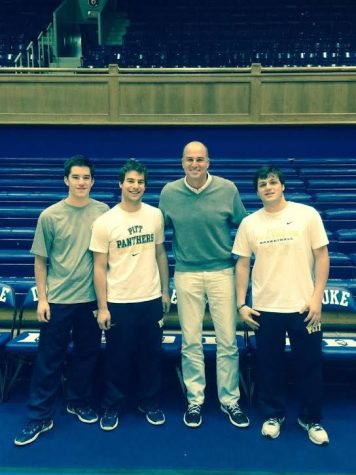 The game before the game: Pitt's basketball student managers compete in ACC games of their own