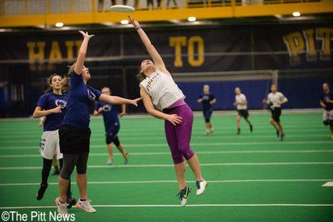 Gallery: Pitt Women's Ultimate beats Penn State 12 – 5