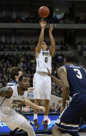 Gallery:  Men's Basketball vs. Notre Dame
