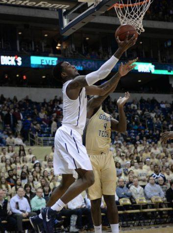 Gallery:  Men's Basketball vs. Georgia Tech