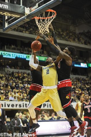 Rozier's 26 points push Louisville past Young, Pitt