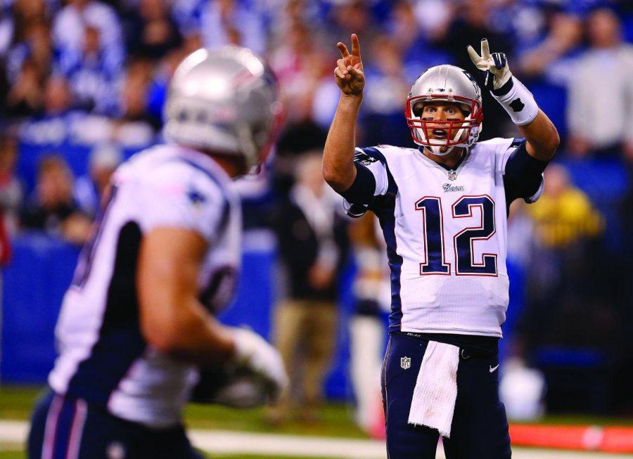 Touchdown Tom Brady