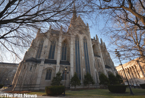 Extreme Makeover: Heinz Chapel undergoing preservation process