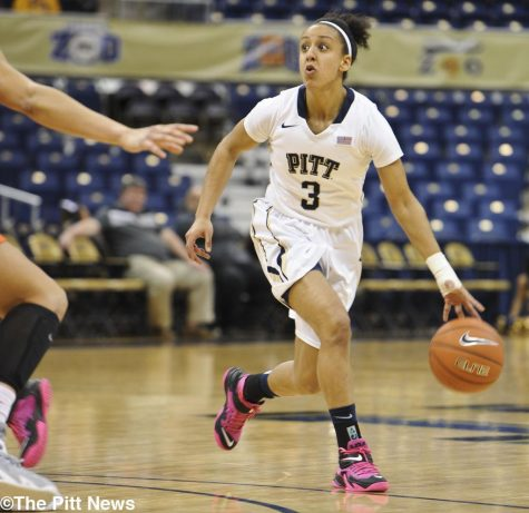 Kiesel scores 22 as Panthers roll Demon Deacons