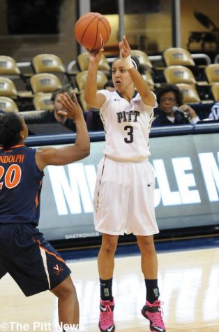 Panthers steamrolled by No. 4 Notre Dame despite Kiesel's 27