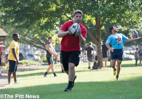Lucky sevens: Pitt rugby heads to Vegas for tournament