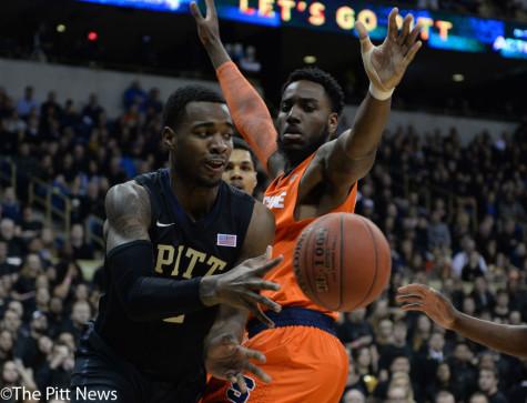Gallery: Men's Basketball vs. Syracuse