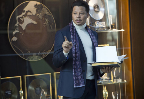 'Empire' pushes against TV's status quo in dynamic, entertaining ways