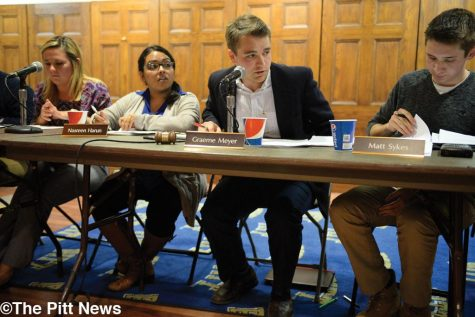 Student Government Board public meeting