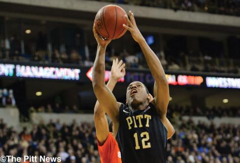 Jones' production off bench sparks Pitt