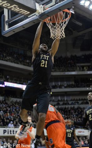 Jeter's 18 points off the bench vaults Pitt to 83-77 victory over Syracuse