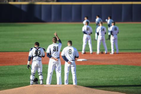Gallery:  Men's Baseball vs. Penn State
