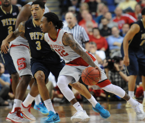 NC State's Barber proves to be cut above Pitt defense