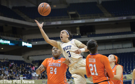 Kiesel leads Pitt in Senior Day win over Clemson