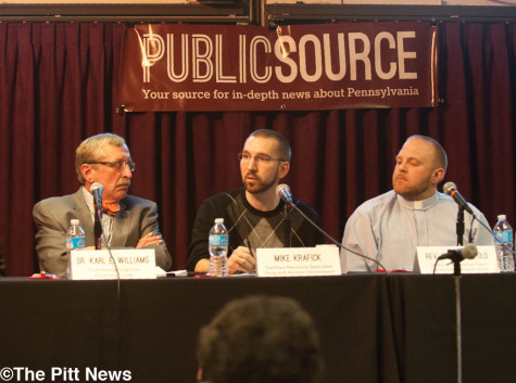 Panel discusses rise in heroin-related deaths