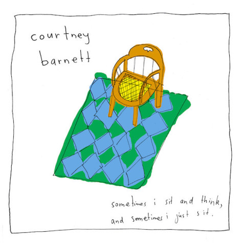 Courtney Barnett sits, thinks and emotes on excellent debut LP
