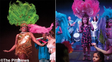 Dancers pay homage to their Brazilian roots.