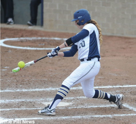 Pitt baseball, softball each face crucial series this weekend