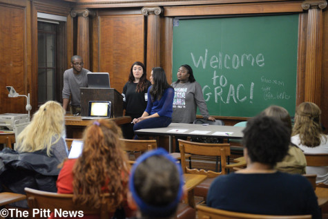 Genocide awareness club comes to Pitt