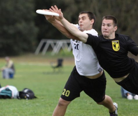 Frisbee captains guide team to top national ranking