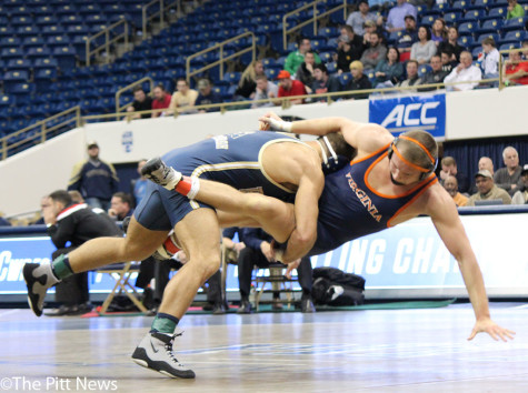 Gallery:  ACC Wrestling Tournament