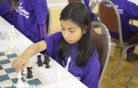 Chess tournament for girls