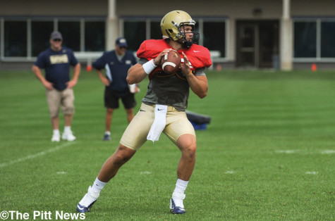 Pitt football getting acclimated to Narduzzi, staff at spring practices