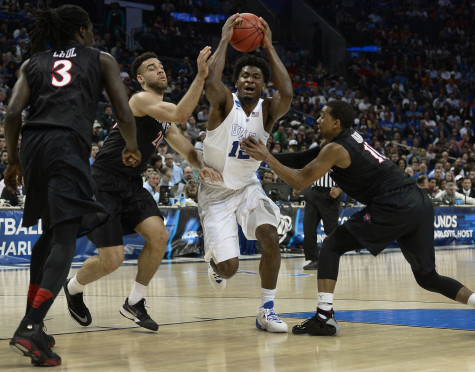 Destroyed bracket falls to intriguing Final Four