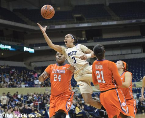 After the final buzzer: Brianna Kiesel looks to WNBA following Pitt career