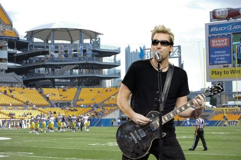 Nickelback rock anthem to replace 'Sweet Caroline'