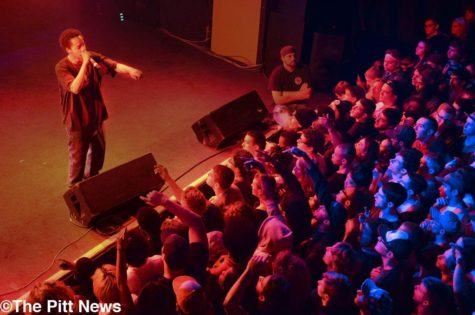 Earl Sweatshirt brought somber tunes and militant stage banter to Mr. Smalls
