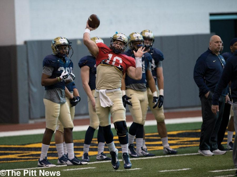 Chaney+brings+new+offensive+strategy+to+Pitt