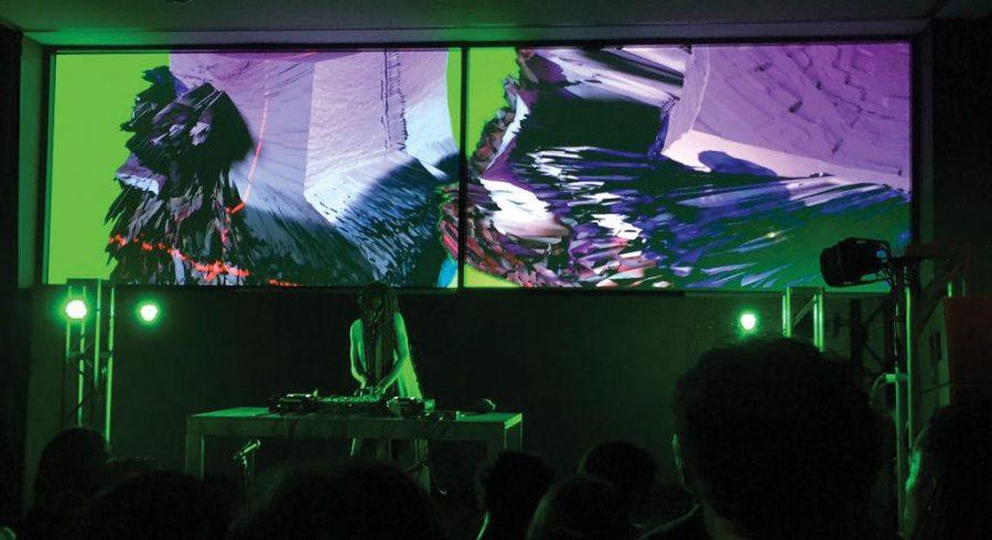 Mixed media: Artists rave at museum's cultural extravaganza