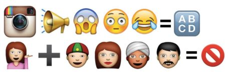 Instagram says emoji could be a new form of language, experts, students are not so sure