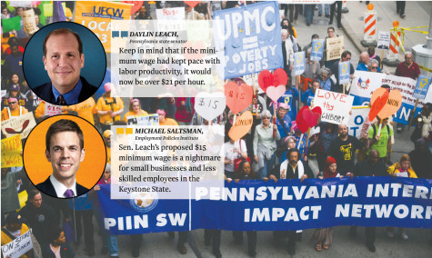 Pa. Senate introduces minimum wage bill