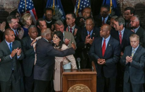 Gov. Nikki Haley calls for removal of Confederate flag