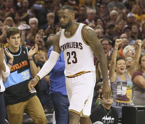 Finding faults in LeBron James an irritatingly off-base excercise