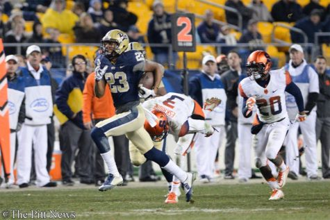 Pitt star Boyd charged with DUI