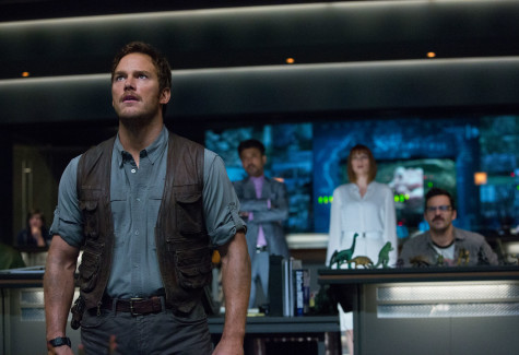 "Trevorrow's ""Jurassic World"" gnashes into theaters"