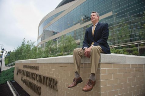 New athletic director Scott Barnes talks plans, policy for Pitt sports