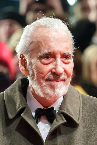Remembering Christopher Lee: the monster and the man