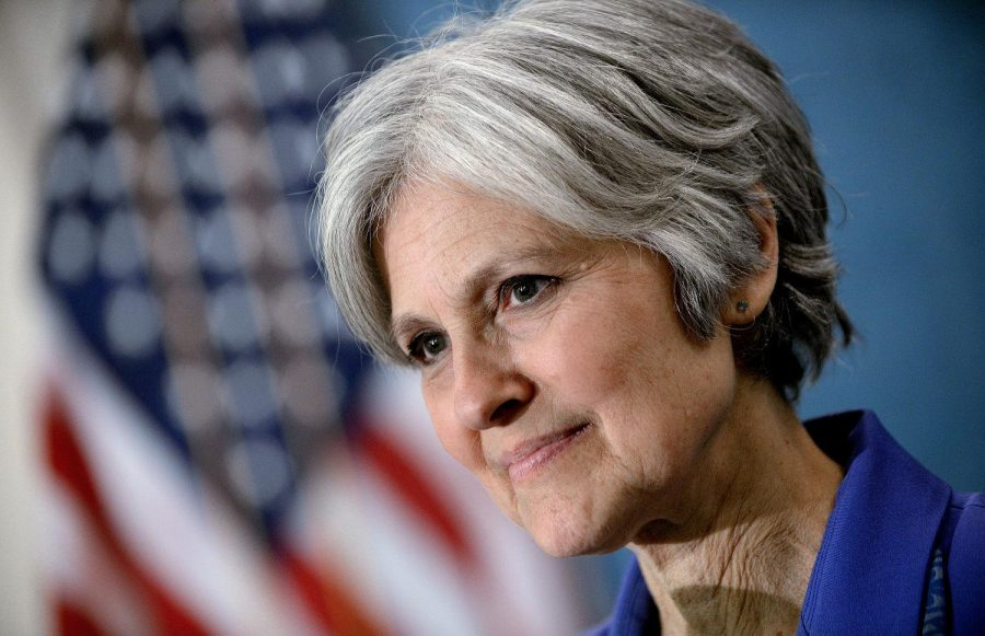Jill Stein, Green Party 2016 presidential candidate