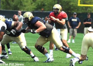 Pitt Football Training Camp Notebook: Aug. 11
