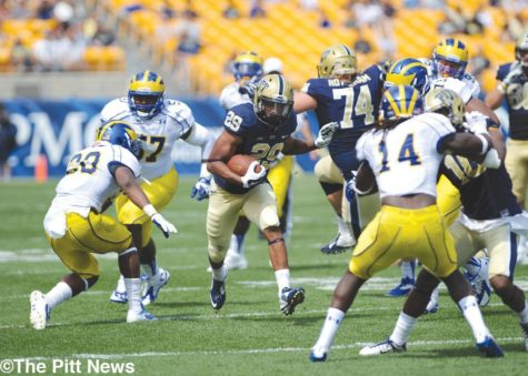 Junior running back Ibrahim out for 2015 season with injury