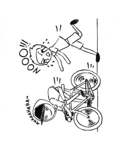 Wheels in Demise: Keeping your bike safe