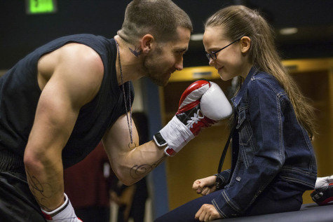 'Southpaw' struggles to stay on its feet