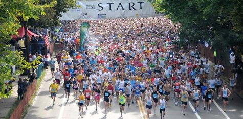 Great Race combines athletics with community