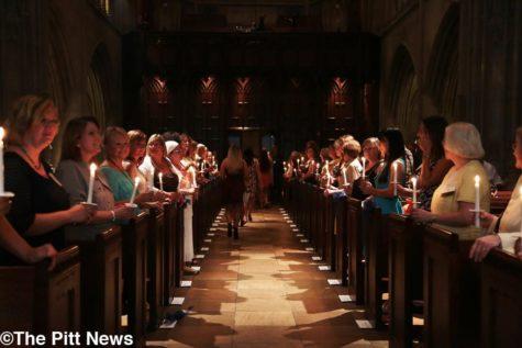 Lighting the way: Pitt women celebrate 95th Lantern Night