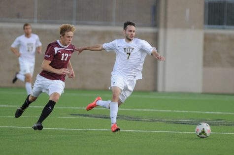 Clean sheet: Men's soccer defense shines over weekend in interstate matchups