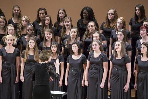 Pitt student choirs unite for Fall Showcase